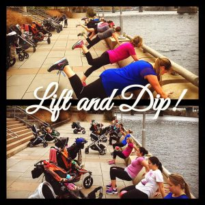 Lift and Dip